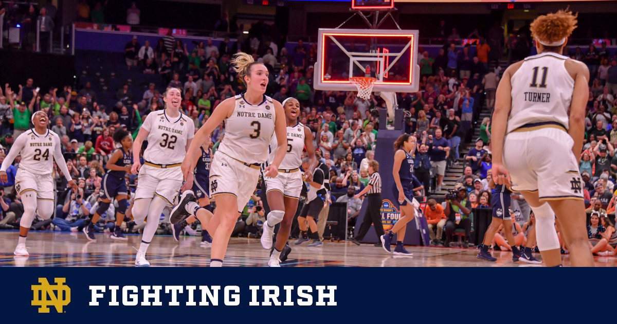 Notre Dame/UConn Extend Series Four Years