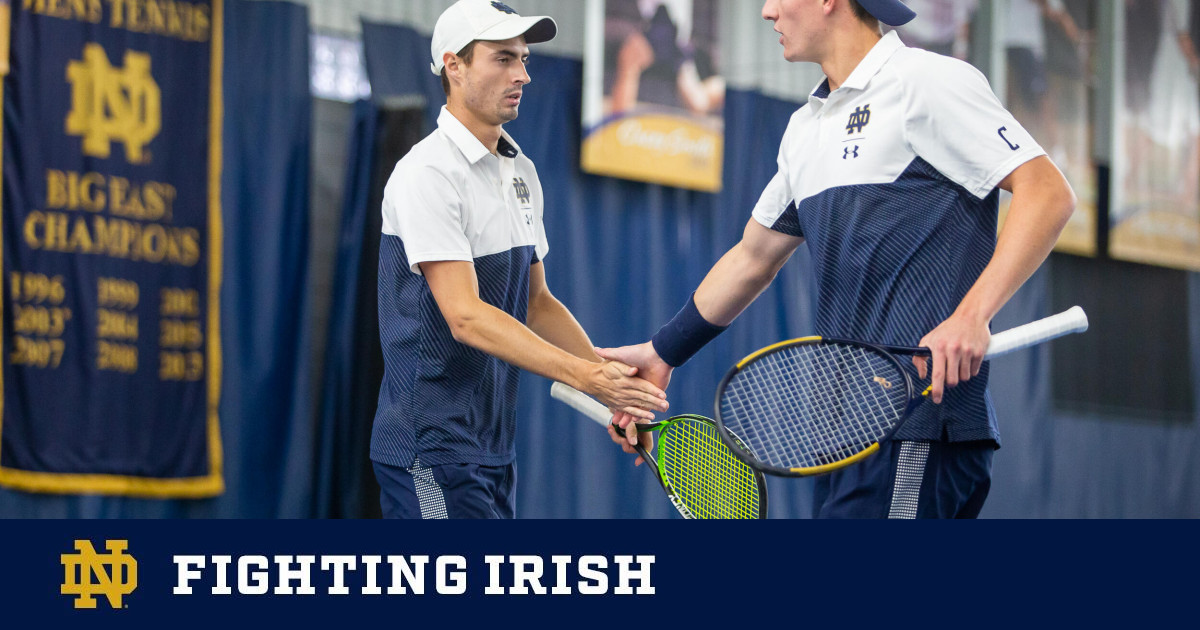 Irish Dominate In-State Competition in Teams First Match-Up in 12 Years