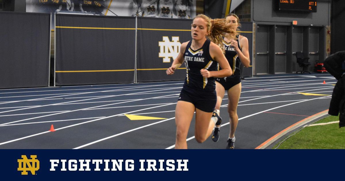 Irish Win 11 Events In Strong Showing At ND Invitational