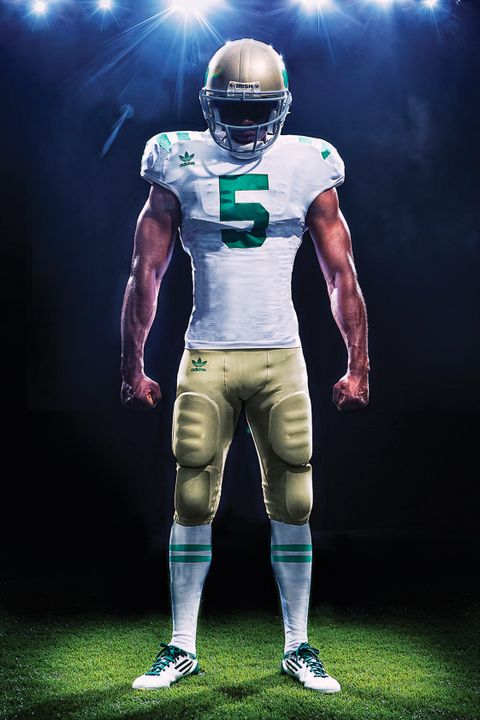 Dressed To Thrill – Notre Dame Fighting Irish – Official Athletics ...