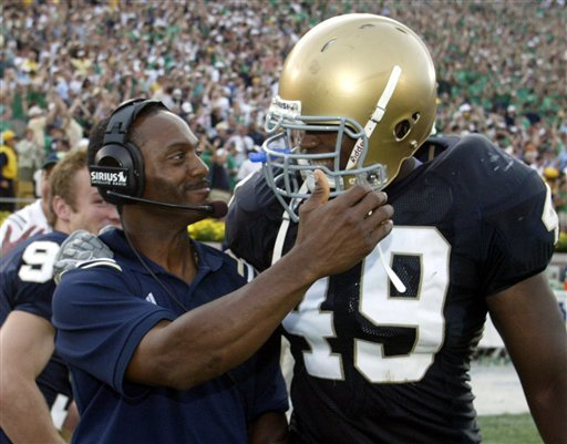 Notre Dame head coach Tyrone Willingham knows the Irish are in for a battle in Notre Dame Stadium this weekend.