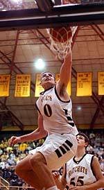Luke Zeller becomes the second Indiana Mr. Basketball to attend Notre Dame.