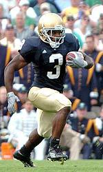 The Irish will begin the 2005 season at Pittsburgh in a nationally-televised game on ABC (8:00 p.m. EDT).