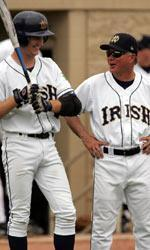 Paul Mainieri's team lost only first baseman Matt Edwards (left) from the 2005 group of starting position players, with most of the veterans currently competing in the annual fall practice.