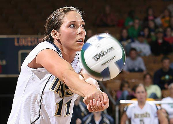 Junior Danielle Herndon and the Irish will try to become the first team ever to win 13 BIG EAST matches in a season.