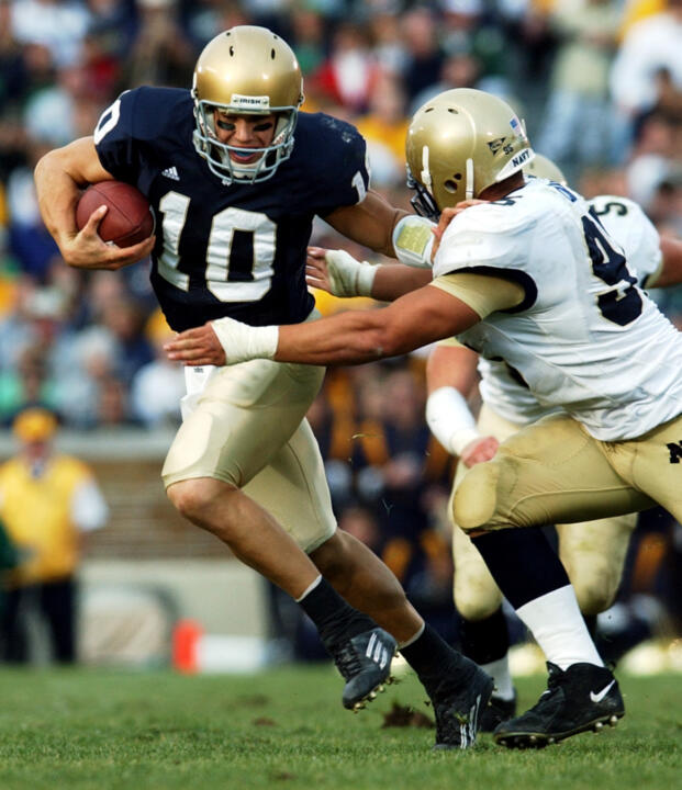 Junior QB Brady Quinn already has won the Sammy Baugh Award (top passer) and is a finalist for the O'Brien, Maxwell and Walter Camp Trophies. He also is a finalist for the Manning Award, to be given after the 2006 bowl season.