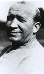 Former Irish football coach Knute Rockne.
