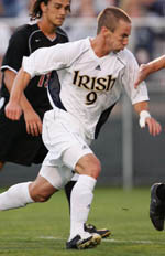 Justin McGeeney notched two goals to help the Irish defeat the Mexico Under-17 National Team for the second straight season.