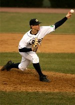 Wade Korpi ranked 17th in the nation during the 2006 season with a 2.00 ERA and was 15th on the NCAA list for strikeout rate, with 11.1 Ks per 9.0 innings pitched.