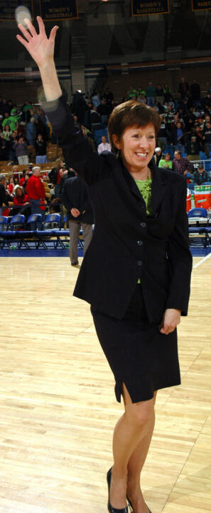 The news of the week included Coach McGraw signing a two-year contract extension that means she's going to be a fixture on the Irish women's basketball sidelines through the 2012-13 season.