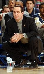 Mike Brey guided the Irish to their fourth NCAA tournament appearance in seven seasons in 2007.
