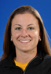 Meredith Simon, a 2004 first team women's lacrosse All-American, returns to Notre Dame as an assistant coach on Tracy Coyne's staff.