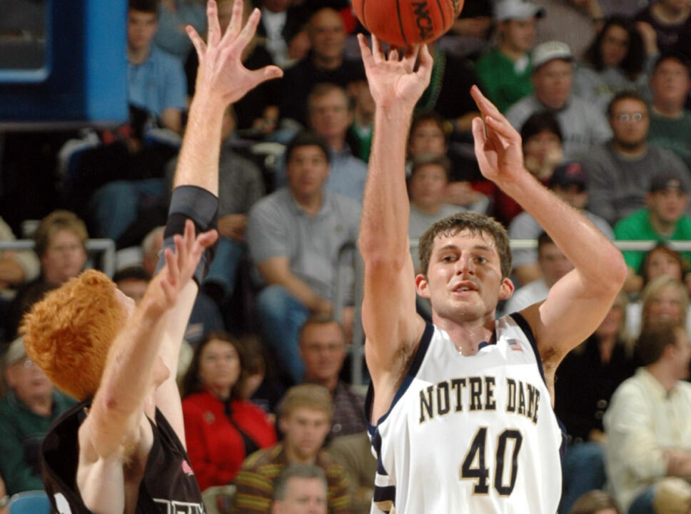 Luike Zeller's 17 points in game 1 versus  Perth marked a tour-best thus far for the Irish forward.