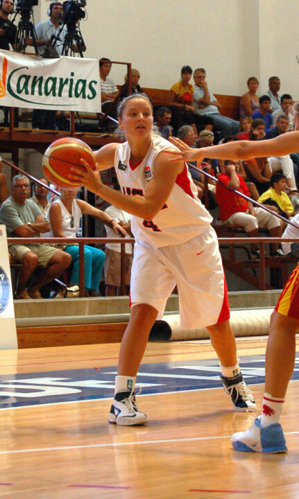 Notre Dame rising sophomore guard Melissa Lechlitner tallied two points, one assist and one steal as the United States defeated the Czech Republic, 85-66 in quarterfinal action Friday at the FIBA U19 World Championships in Bratislava, Slovakia.