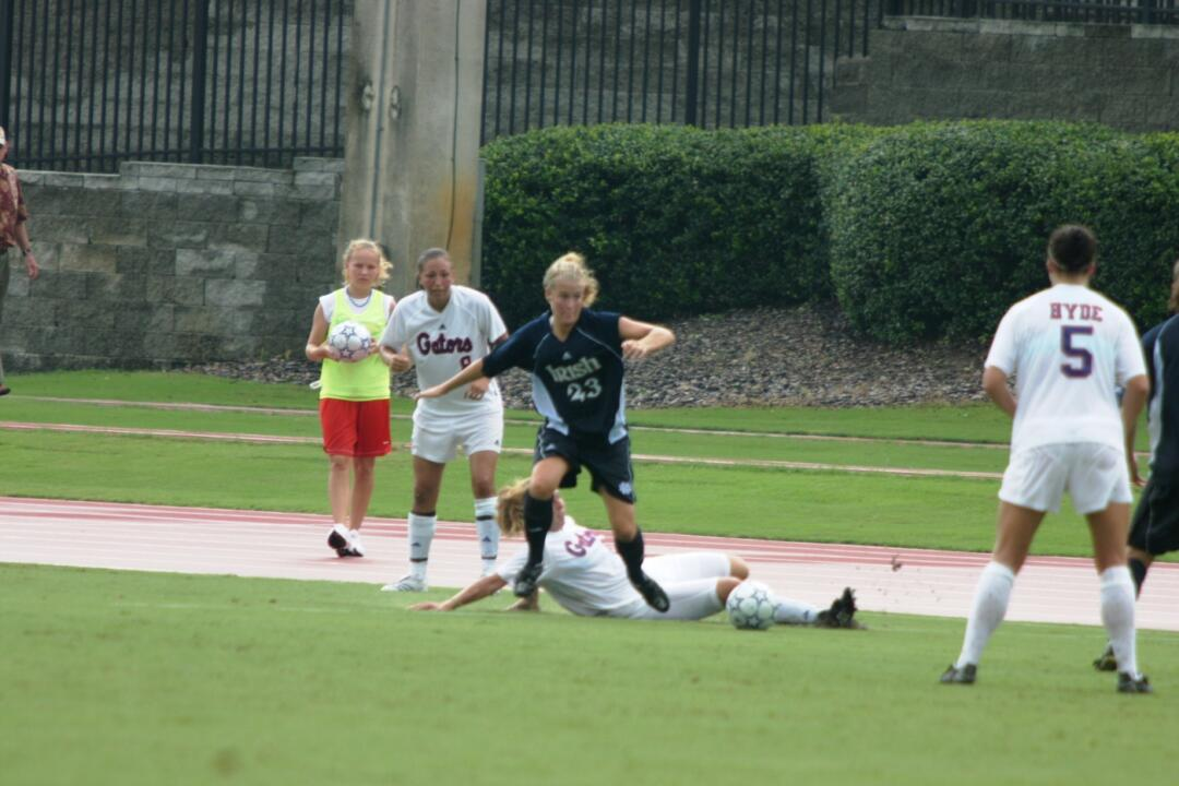 Weber Assists On Bock's Header And Adds Goal In Rain-Delayed Win At