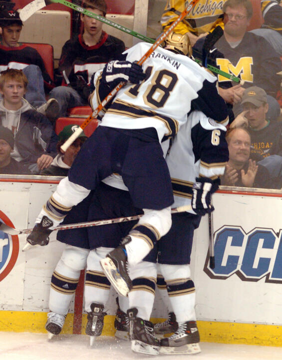 Notre Dame hockey will have 14 of its games televised this season - 11 via Comcast Local, two by CSTV and one by Fox Sports Net Detroit.