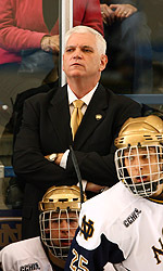 Notre Dame head coach Jeff Jackson announced that four players will join the Irish roster in the fall of 2008.