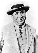 Besides being considered arguably the greatest coach in college football history, Knute Rockne served as Notre Dame's athletic director from 1920 until his death in 1930.
