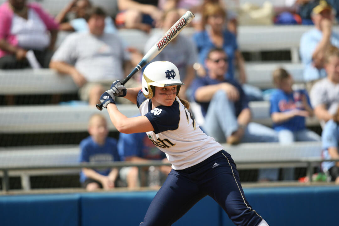 Laing Sets Career Doubles Record In Notre Dame's 8-2 Rout ... on