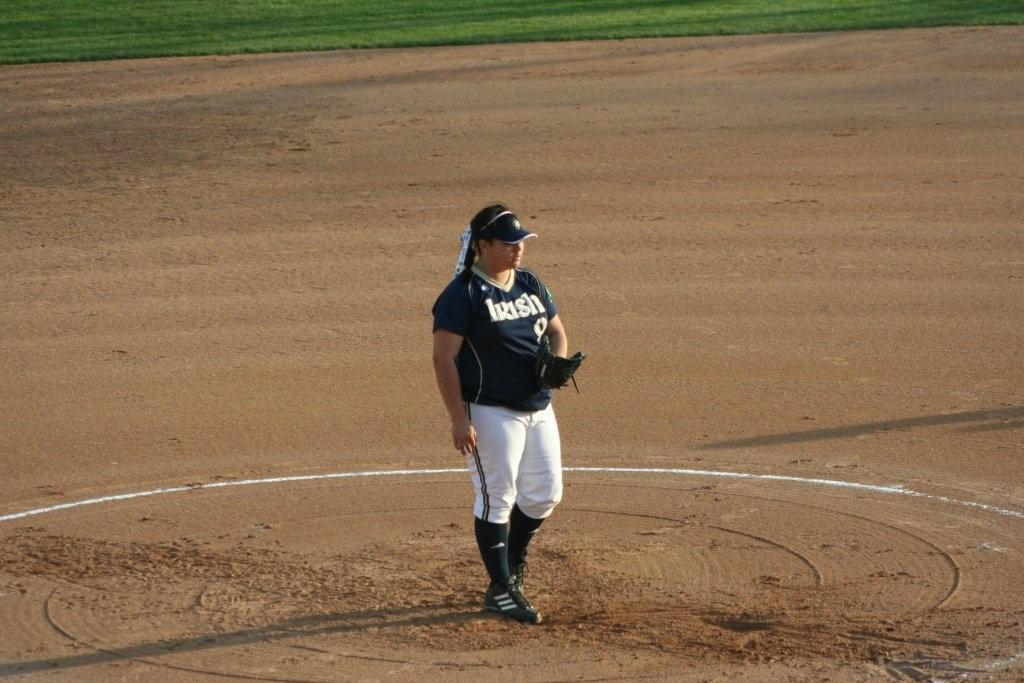 Jody Valdivia and the Irish begin a four-game week with Wednesday's game versus IUPUI.
