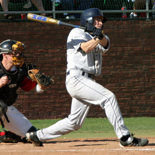 Senior Ross Brezovsky recorded his first career four-hit game in the victory over Rutgers on Sunday afternoon.