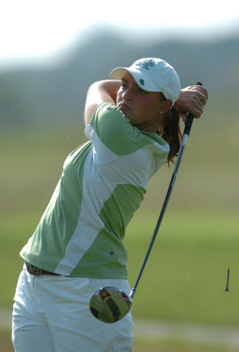Junior co-captain Lisa Maunu is the veteran of the Fighting Irish lineup that will take to the course in Austin, Texas.