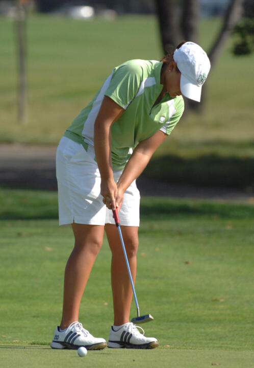 Lisa Maunu returns as the Irish team captain in 2008-09.   Maunu and the Irish begin the 2008-09 season at the Cougar Classic in Charleston, S.C., where she shot a school-record -6 (210) to capture the first tournament title of her career in 2007.