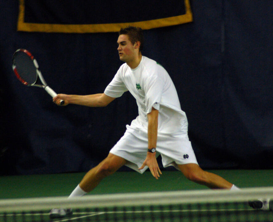 Brett Helgeson has been ranked #25 in the ITA preseason rankings.