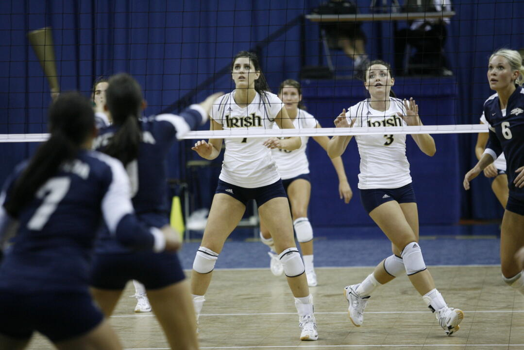 Notre Dame Heads West For Idaho Volleyball Classic Notre Dame Fighting Irish Official Athletics Website