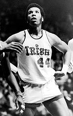 Adrian Dantley still stands on the all-time career scoring list with 2,223 points.