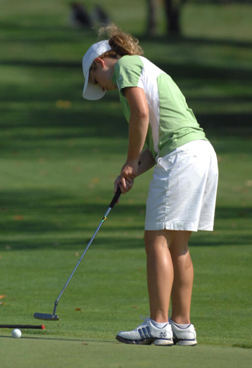 Katie Conway and the Irish are looking to continue their winning ways at the Lady Northern Invitational.