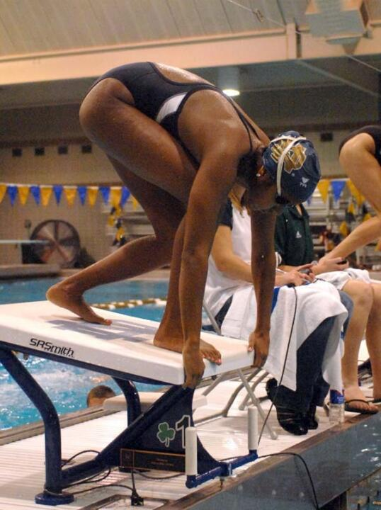 Notre Dame takes the starting blocks at 5 p.m. (ET) on Friday to start the 2008-09 season.