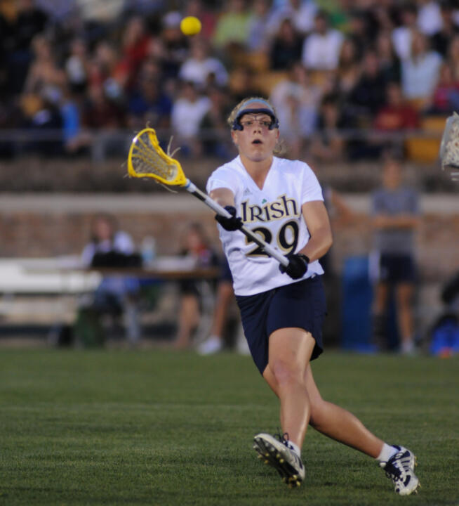 Sophomore midfielder Shaylyn Blaney was a unanimous selection to the 2009 preseason all-BIG EAST team.