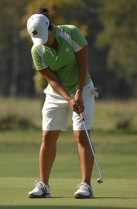 So-Hyun Park and the irish return to action at the Northrop Grumman Invitational in Palos Verdes, California.