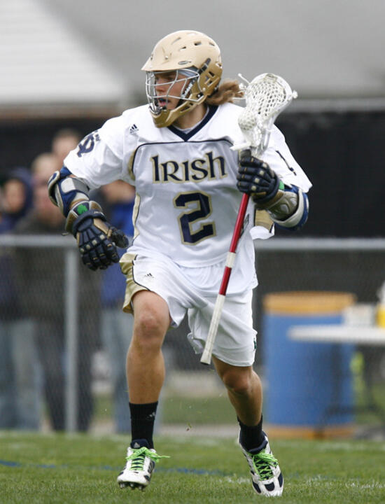 Duncan Swezey notched five points on four goals and an assist against Dartmouth on Saturday.