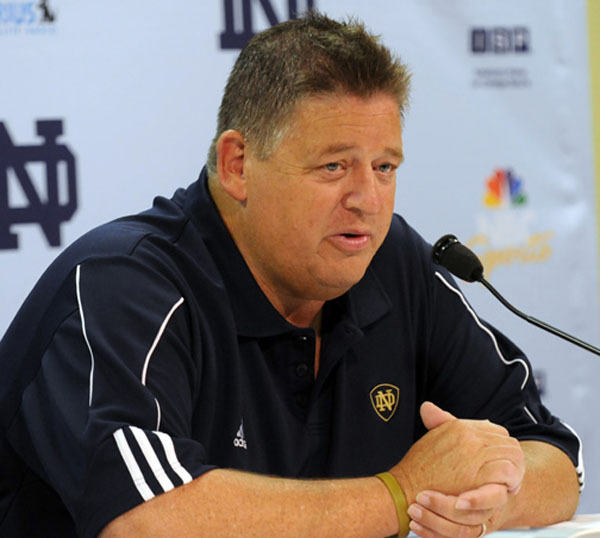 Coach Weis will announce the 2009 recruiting class at 1:00 p.m. ET on Wednesday, Feb. 4. <i>Inside Notre Dame Football - Signing Day</i> will begin immediately following the press conference.