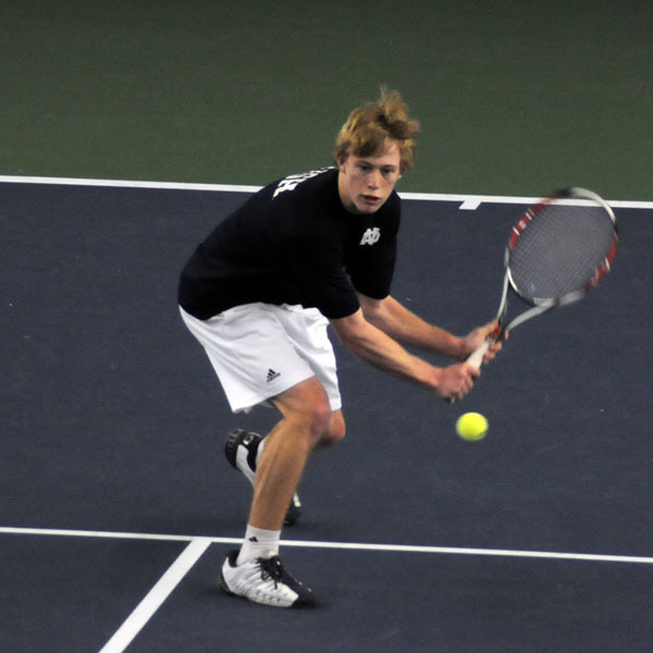 Casey Watt leads the irish with eight singles wins in 2009.