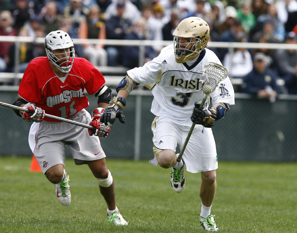 Dan Gibson and the Fighting Irish will be playing the program's first-ever game in the Lone Star State.
