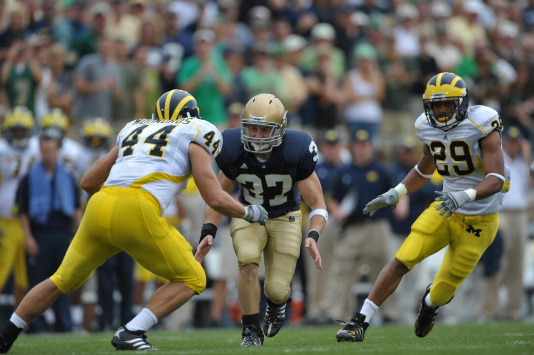 Mike Anello was one of 42 players selected to the 2009 Lott Award Watch List Tuesday