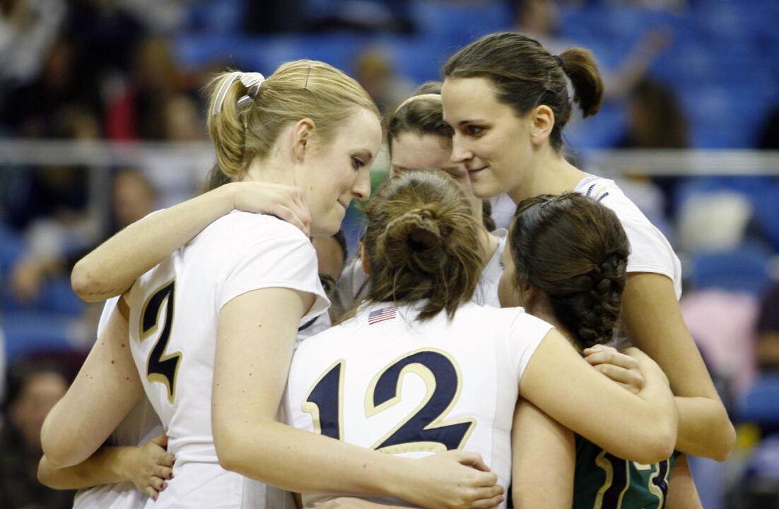 Notre Dame heads to Italy for great volleyball, food and fun!