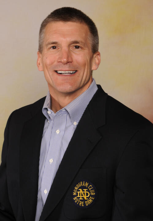 Monogram Club President Joe Restic '78 will return to the gridiron as a punter and defensive back for the Notre Dame Legends.