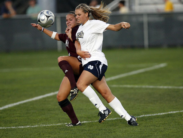 Sophomore forward Melissa Henderson, the 2009 BIG EAST Preseason Offensive Player of the Year and a preseason candidate for the Hermann Trophy, will lead No. 3/5 Notre Dame into its season opener Friday at 7:30 p.m. (ET) against Wisconsin at old Alumni Field.