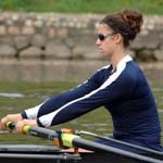 Amanda Polk will compete for the United States with the women's four boat at the 2009 World Rowing Championships in Poznan, Poland.
