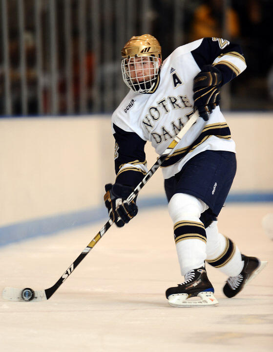 Senior defenseman Kyle Lawson was a second team preseason all-CCHA selection for the 2009-10 season.