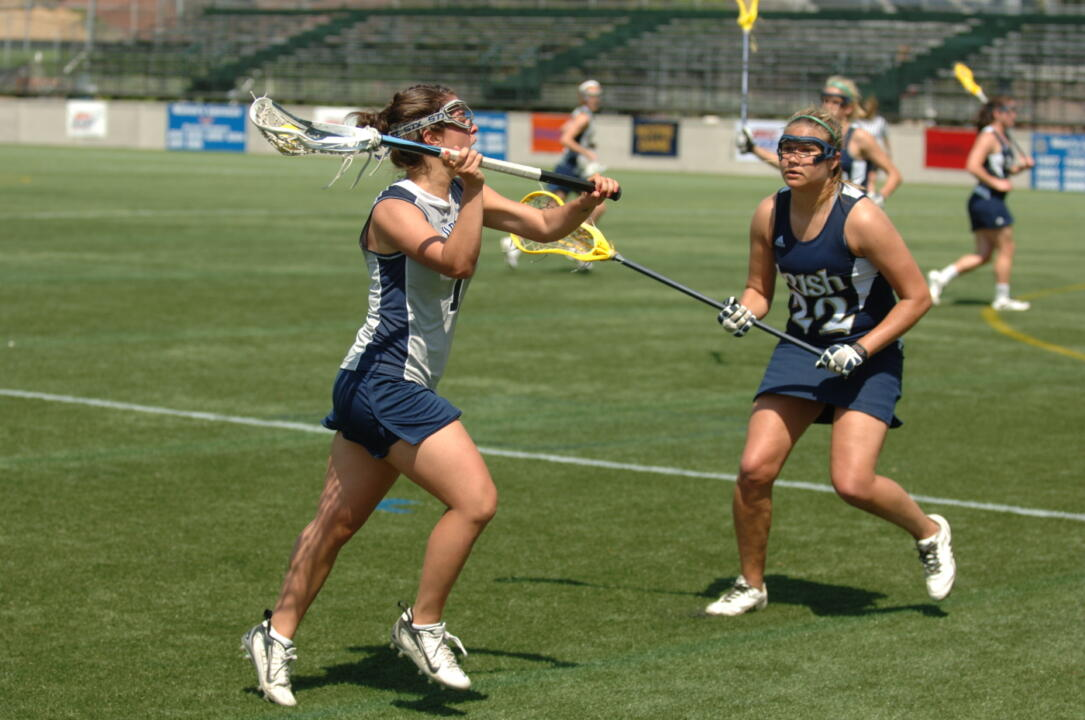 Three-time monogram winner Beth Koloup was one of two Irish players named to the IWLCA Academic Honor Roll for the 2009 season.