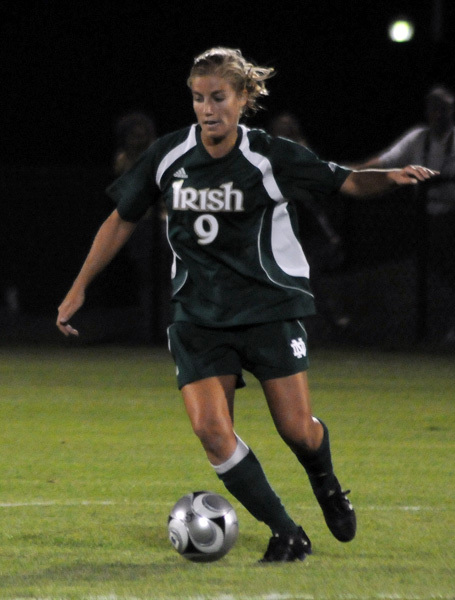 Lauren Fowlkes earned her first BIG EAST Offensive Player of the Year honor.