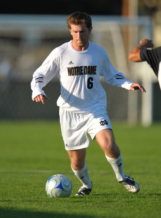 Dave Donohue netted a hat trick against Marquette last season.