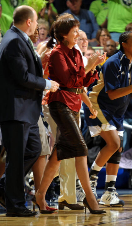 Head coach Muffet McGraw and the Fighting Irish have signed their third consecutive top-10 recruiting class, and 14th straight top-25 class, it was announced Friday.