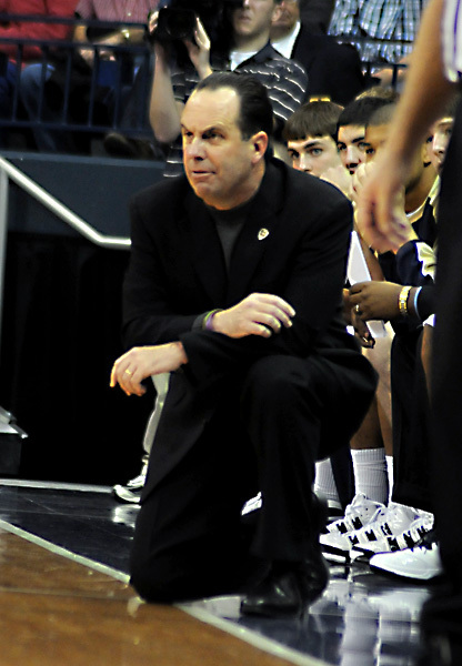 Now you can ask Irish head coach Mike Brey a question - that he might answer on Inside Notre Dame Basketball.