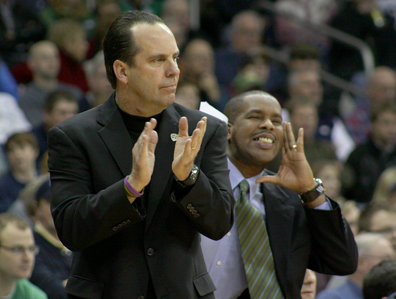 Mike Brey notched his 200th win at Notre Dame on Wednesday night against Providence